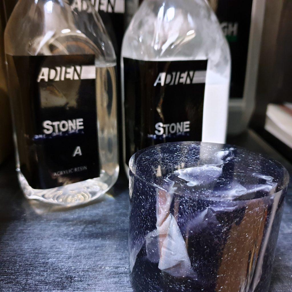 Акриловая смола klz искусственного камня